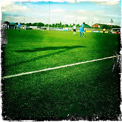 Stenhousemuir FC..Hipstamatic images taken on an Apple iPhone..©Michael Schofield.