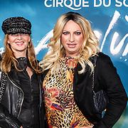 NLD/Amsterdam/201603157 - Premiere Cirque de Soleil - Amaluna, Mayday en vriendin
