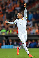 FUSSBALL INTERNATIONAL TESTSPIEL in Rotterdam Holland - Ghana          31.05.2014 Kevin Prince Boateng (Ghana) emotional