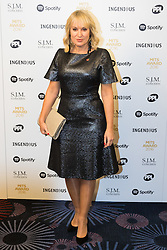 Grosvenor House Hotel, London, November 7th 2016. Luminaries from the music industry gather at the Grosvenor House Hotel for the Music Industry Awards, where this year The Who's Roger Daltrey CBE is honored with the 25th annual MITS award in support of Nordoff Robbins and The BRIT Trust. Pictured: Nikki Chapman