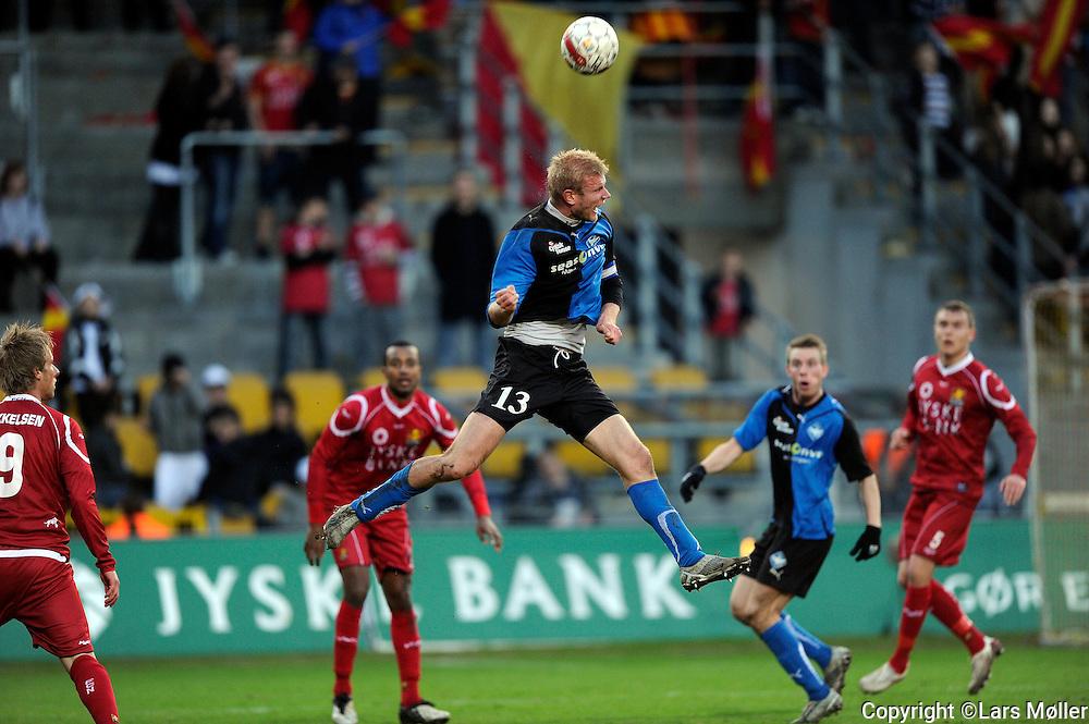 DK:<br /> 20100412, Farum, Danmark:<br /> SAS Liga FC Nordsj&aelig;lland - HB K&oslash;ge: <br /> Henrik Toft, HB K&oslash;ge<br /> Foto: Lars M&oslash;ller<br /> UK: <br /> 20100412, Farum, Denmark:<br /> SAS League FC Nordsj&aelig;lland - HB K&oslash;ge: <br /> Henrik Toft, HB K&oslash;ge<br /> Photo: Lars Moeller