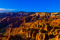 The Amphitheater, seen from Spectra Point, Cedar Breaks National Monument, Utah, USA.