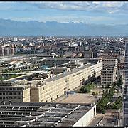 Il Lingotto di Torino è stato uno dei principali stabilimenti di produzione della FIAT. Si trova nel quartiere di Nizza Millefonti