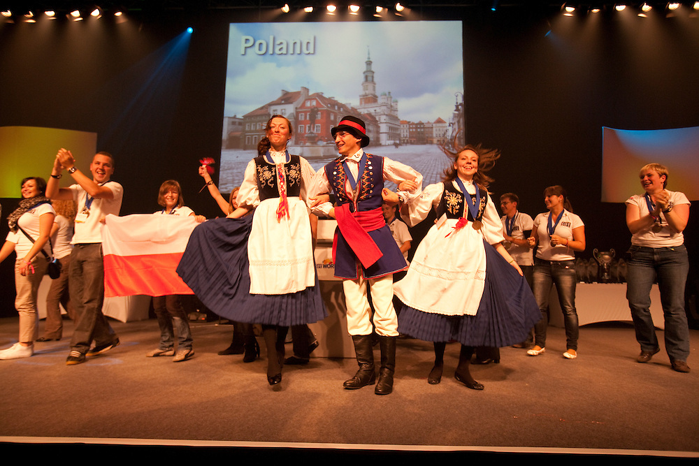 SIFE World Cup 2009 in Berlin, Germany October 4-6.  The event is held at the Estral Hotel