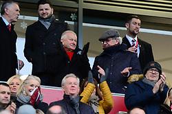 Bristol City majority shareholder Steve Lansdown  - Mandatory by-line: Dougie Allward/JMP - 26/12/2017 - FOOTBALL - Ashton Gate Stadium - Bristol, England - Bristol City v Reading - Sky Bet Championship
