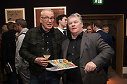 LARRY LAMB, PAUL SNODDY, `preview evening  in support of The Eve Appeal, a charity dedicated to protecting women from gynaecological cancers. Bonhams Knightsbridge, Montpelier St. London. 29 April 2019