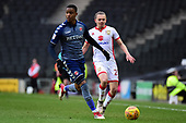 Milton Keynes Dons v Charlton Athletic 170218