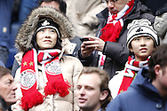 Onderwerp/Subject: Ajax - Eredivisie<br /> Reklame:  <br /> Club/Team/Country: <br /> Seizoen/Season: 2012/2013<br /> FOTO/PHOTO: Supporters of Ajax on the stand. (Photo by PICS UNITED)<br /> <br /> Trefwoorden/Keywords: <br /> #01 #11 $94 ±1355239233217 ±1355239233217<br /> Photo- & Copyrights © PICS UNITED <br /> P.O. Box 7164 - 5605 BE  EINDHOVEN (THE NETHERLANDS) <br /> Phone +31 (0)40 296 28 00 <br /> Fax +31 (0) 40 248 47 43 <br /> http://www.pics-united.com <br /> e-mail : sales@pics-united.com (If you would like to raise any issues regarding any aspects of products / service of PICS UNITED) or <br /> e-mail : sales@pics-united.com   <br /> <br /> ATTENTIE: <br /> Publicatie ook bij aanbieding door derden is slechts toegestaan na verkregen toestemming van Pics United. <br /> VOLLEDIGE NAAMSVERMELDING IS VERPLICHT! (© PICS UNITED/Naam Fotograaf, zie veld 4 van de bestandsinfo 'credits') <br /> ATTENTION:  <br /> © Pics United. Reproduction/publication of this photo by any parties is only permitted after authorisation is sought and obtained from  PICS UNITED- THE NETHERLANDS