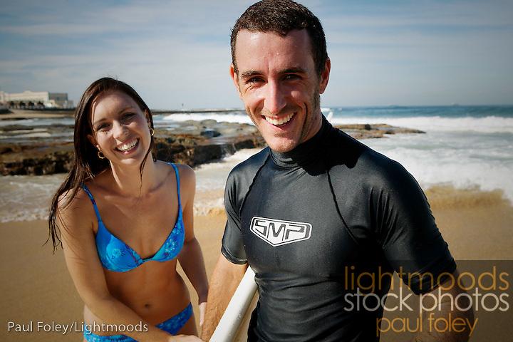 Surfers, East Coast Australia