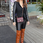 NLD/Amsterdam/20120913 - Talkies Lunch, Rossana Kluivert - Lima