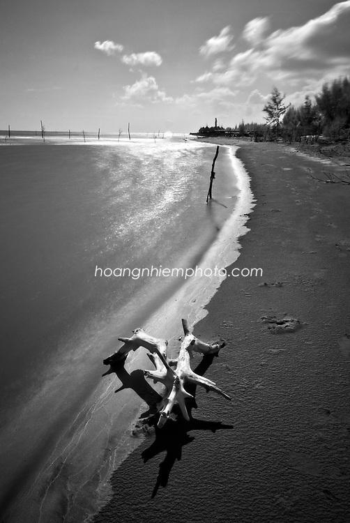 Vietnam Images-Fine art-Infrared-seascape hoàng thế nhiệm hoàng thế nhiệm