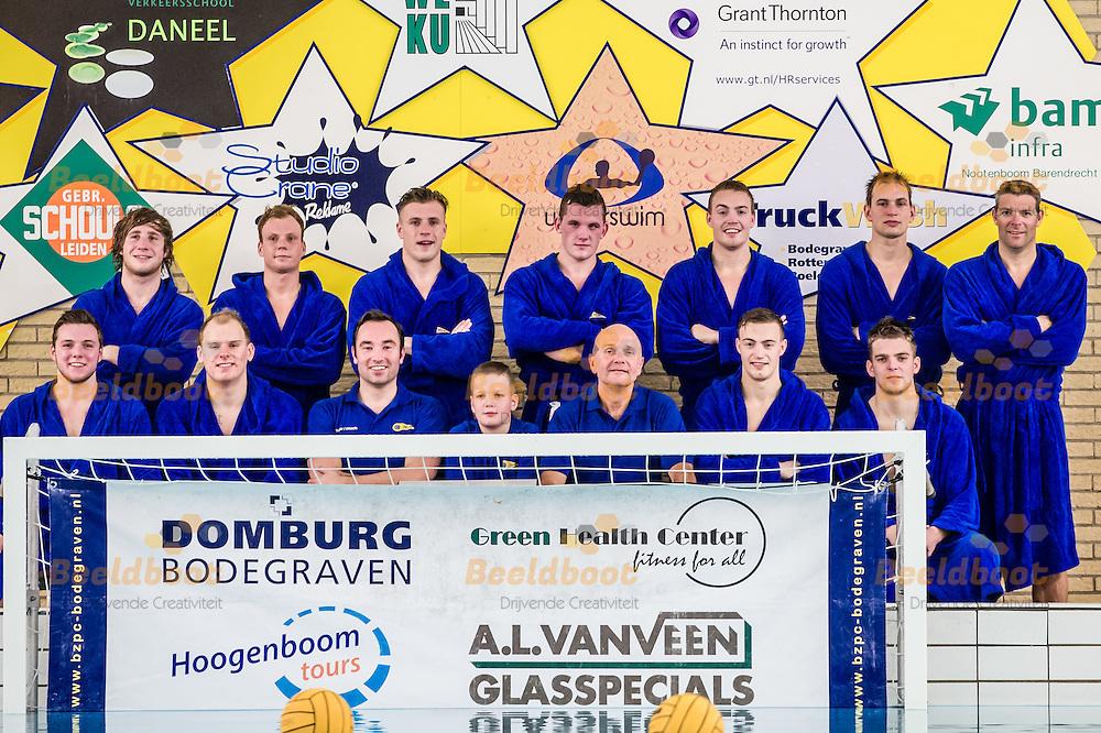 Waterpolo Bodegraven Eerste klasse Bond 2014-2015 BZ&PC - PSV: