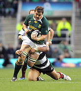 Rugby - Barbarians v South Africa