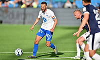 Fotball , 22. juni 2019 , Eliteserien , Strømsgodset - Molde 0-4<br /> Magnus Wolf Eikrem , Molde<br /> Herman Stengel  , SIF