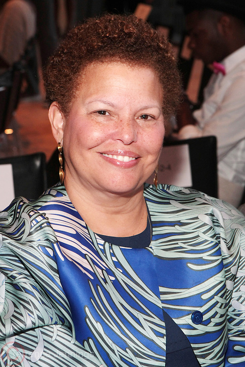 6 September 2013- New York, NY: Debra Lee, President, BET Networks attends Harlem Fashion Row 2013 Spring Presentation held at Jazz at Lincoln Center on September 6, 2013 in New York City. ©Terrence Jennings