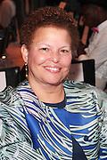 6 September 2013- New York, NY: Debra Lee, President, BET Networks attends Harlem Fashion Row 2013 Spring Presentation held at Jazz at Lincoln Center on September 6, 2013 in New York City. ©Terrence Jennings