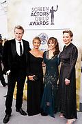 Cary Elwes, President SAG-AFTRA Gabrielle Carteris, Gabrielle Carteris' daughter, Vitalie Taittinger