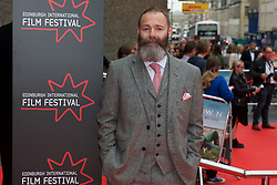 Francis Lee ( Writer and Director) on the red carpet at the Edinburgh International Film Festival Opening Night Gala opens with the UK  Premier of God's Own Country directed by Francis Lee at Edinburgh's Festival Theatre. Wednesday 21st June 2017(c) Brian Anderson | Edinburgh Elite media