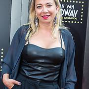 NLD/Amsterdam/20150604 - Premiere In de Ban van Broadway, Camilla Siegertz