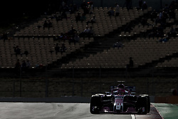 March 9, 2018 - Barcelona, Catalonia, Spain - 31 Esteban Ocon from France Force India F1 VJM11 during day four of F1 Winter Testing at Circuit de Catalunya on March 9, 2018 in Montmelo, Spain. (Credit Image: © Xavier Bonilla/NurPhoto via ZUMA Press)