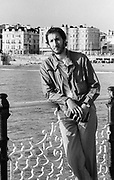 Pete Townsend on the set of Quadophenia Brighton 1980