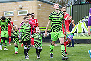 Forest Green Rovers Carl Winchester(7) during the EFL Sky Bet League 2 match between Forest Green Rovers and Scunthorpe United at the New Lawn, Forest Green, United Kingdom on 7 December 2019.