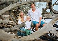 Barefoot Beach Family