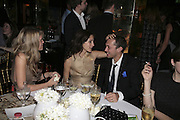 Astrid Munoz and Dan Macmillan,  Charles Finch and Chanel 7th Anniversary Pre-Bafta party to celebratew A Great Year of Film and Fashiont at Annabel's. Berkeley Sq. London W1. 10 February 2007. -DO NOT ARCHIVE-© Copyright Photograph by Dafydd Jones. 248 Clapham Rd. London SW9 0PZ. Tel 0207 820 0771. www.dafjones.com.