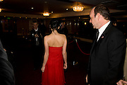 ANDREA CORR; KEVIN SPACEY, The Laurence Olivier Awards, The Grosvenor House Hotel. Park Lane. London. 8 March 2009 *** Local Caption *** -DO NOT ARCHIVE -Copyright Photograph by Dafydd Jones. 248 Clapham Rd. London SW9 0PZ. Tel 0207 820 0771. www.dafjones.com<br /> ANDREA CORR; KEVIN SPACEY, The Laurence Olivier Awards, The Grosvenor House Hotel. Park Lane. London. 8 March 2009