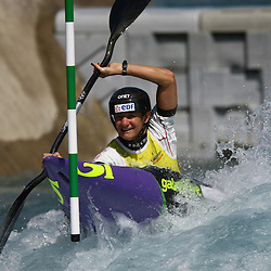 2014 ICF Canoe Slalom World Cup | Lee Valley | 8 June 2014