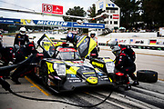 October 5-7, 2017: Motul Petit Le Mans 2017. 13 Rebellion Racing, Oreca, Mathias Beche, Nick Heidfeld, Gustavo Menezes