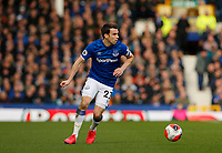 Football - 2019 / 2020 Premier League - Everton vs. Manchester United<br /> <br /> Seamus Coleman of Everton, at Goodison Park.<br /> <br /> COLORSPORT/ALAN MARTIN