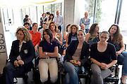 DESCRIZIONE : Nazionale Femminile Media Day 2015<br /> GIOCATORE : team 1995 <br /> CATEGORIA : nazionale femminile senior <br /> SQUADRA : Nazionale Femminile<br /> EVENTO : Media Day 2015 Nazionale Femminile<br /> GARA : Media Day Nazionale Femminile 2015<br /> DATA : 11/05/2015<br /> SPORT : Pallacanestro <br /> AUTORE : Agenzia Ciamillo-Castoria