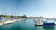 Oceanside Harbor of San Diego County