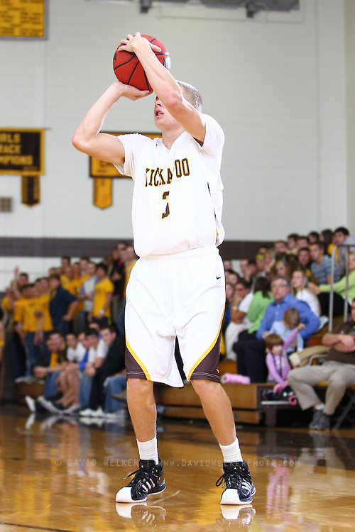 02 December 2010: Action from the Double Tree Tip off Classic Basketball Tournament game between (School) and (School)  at Kickapoo High School in Springfield, Missouri. .Mandatory Credit: David Welker / Turfimages.com