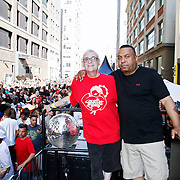 Paradise Garage Party on King St