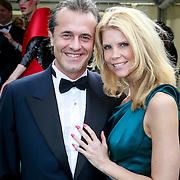 NLD/Amsterdam/20130601- Amsterdam diner 2013, Anouska Wink en partner