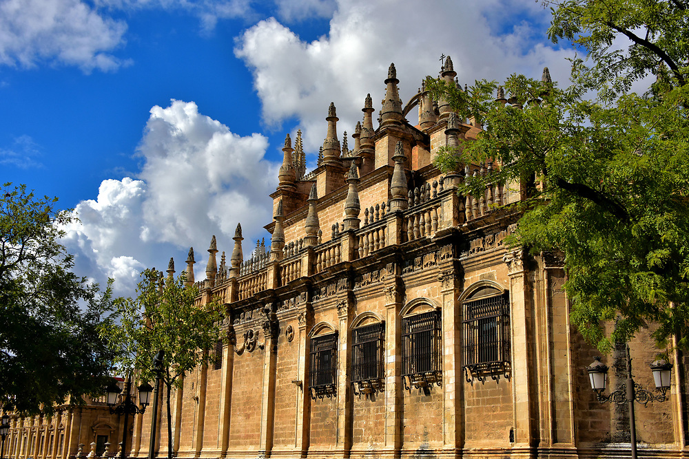 Introduction to Seville Cathedral in Seville, Spain<br />