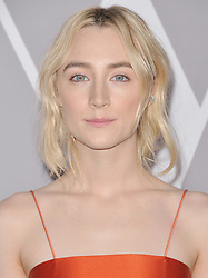 Saoirse Ronan arrives at the 90th Annual Academy Awards Nominee Luncheon held at the Beverly Hilton in Beverly Hills, CA on Monday, February 5, 2018. (Photo By Sthanlee B. Mirador/Sipa USA)