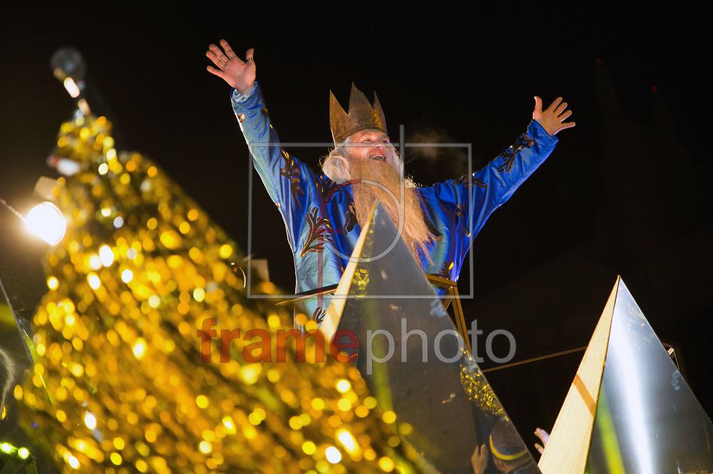 *BRAZIL ONLY* ATENÇÃO EDITOR, FOTO EMBARGADA PARA VEÍCULOS INTERNACIONAIS* wenn23322734  Cavalgada dos Três Reis Magos. A parada é realizada na noite de 5 de janeiro, véspera do dia dos Reis Magos, celebrado em 6 de janeiro e marca o fim das festividades de Natal. Foto: Wenn/FramePhoto