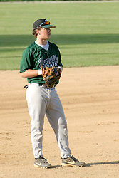 14 June 2004  Central Illinois Collegiate League (CICL) action between the Twin City Stars and the Danville Dans.  Action included play of the 2003 546th Diamondbacks draft pick of Chris Coghlan (7) at 3rd base. Jack Horenberger Field, Illinois Wesleyan University, Bloomington, IL
