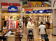 PHILADELPHIA, PA - JUNE 15:  Shoppers navigate through Franklin Mills Mall June 15, 2005 in Philadelphia, Pennsylvania. (Photo by William Thomas Cain)