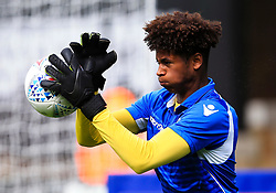 Alexis Andrr Jr of Bristol Rovers warms up - Mandatory by-line: Matt McNulty/JMP - 19/08/2017 - FOOTBALL - Gigg Lane - Bury, England - Bury v Bristol Rovers - Sky Bet League One