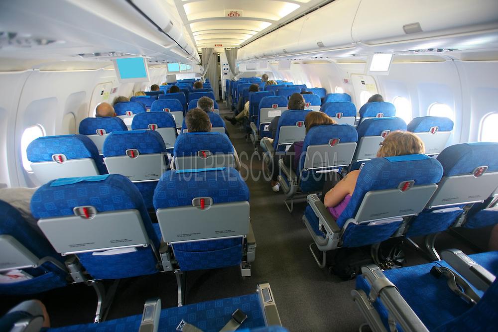 Aircraft Interior Paul Prescott World Traveller