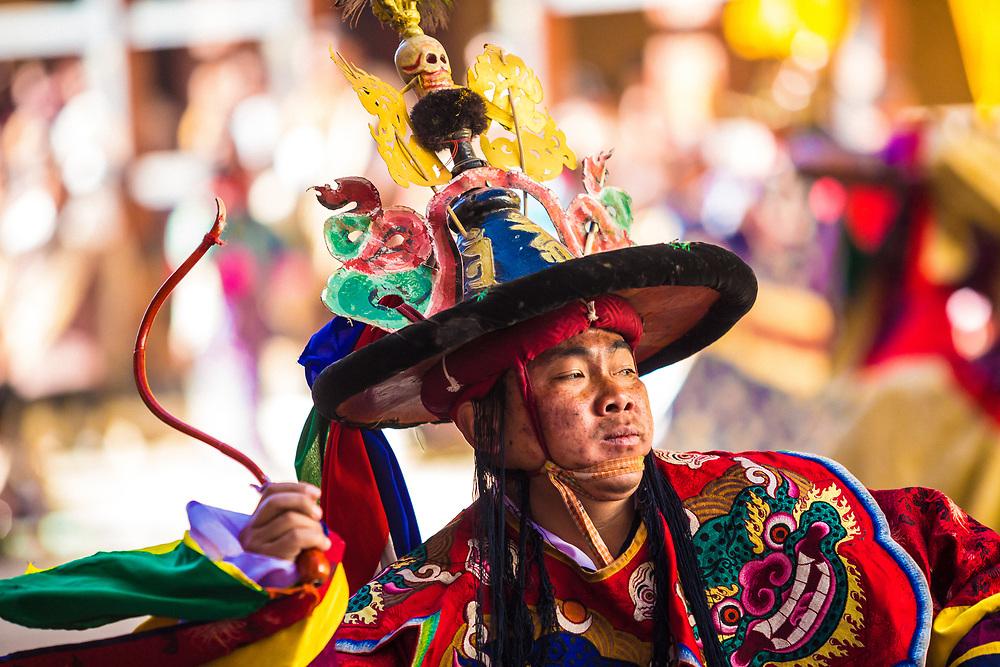 Traditional dance Bhutan