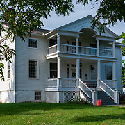 Wolcott House Museum Complex