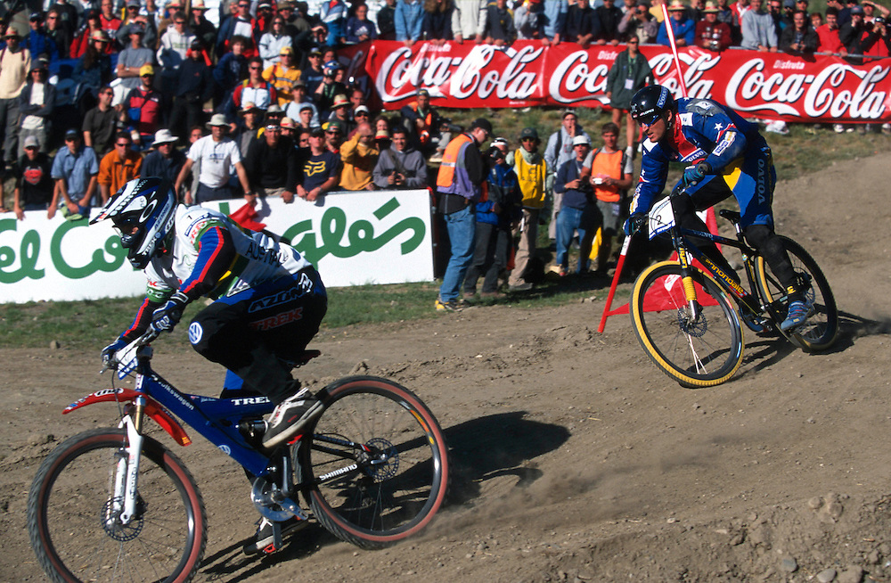 UCI World MTB Champs Sierra Nevada Spain 2000