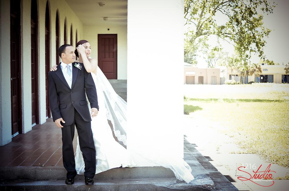 New Orleans Wedding - City Park & Church - 1216 STUDIO | New Orleans Wedding Photography 2013