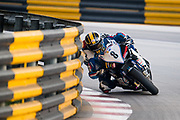 Daniel HEGARTY,Topgun Racing, Honda<br /> 64th Macau Grand Prix. 15-19.11.2017.<br /> Suncity Group Macau Motorcycle Grand Prix - 51st Edition<br /> Macau Copyright Free Image for editorial use only