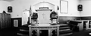 GLASGOW, KY – SEPTEMBER, 2009: South Fork Baptist Church.